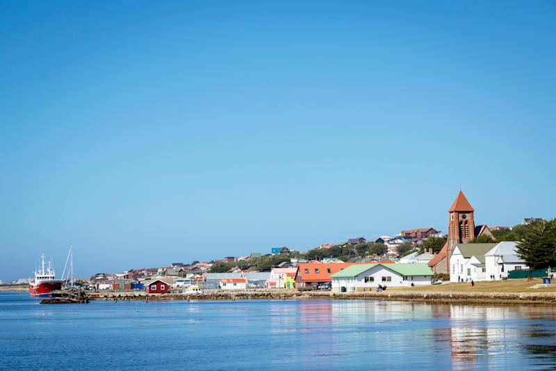 A spokesperson for the Falkland Islands has confirmed the news. (Photo: Andrew Peacock via Getty Images)