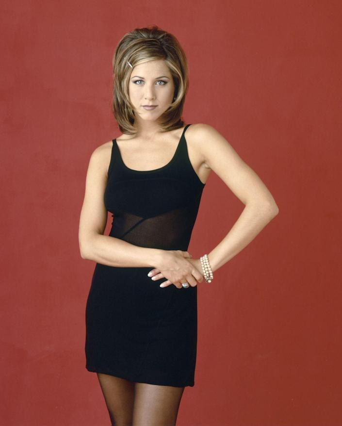 <p>It looked absolutely amazing on Jennifer Aniston so, of course, you and all your friends had to have The Rachel. Unfortunately, it was a total b*tch to style. </p>