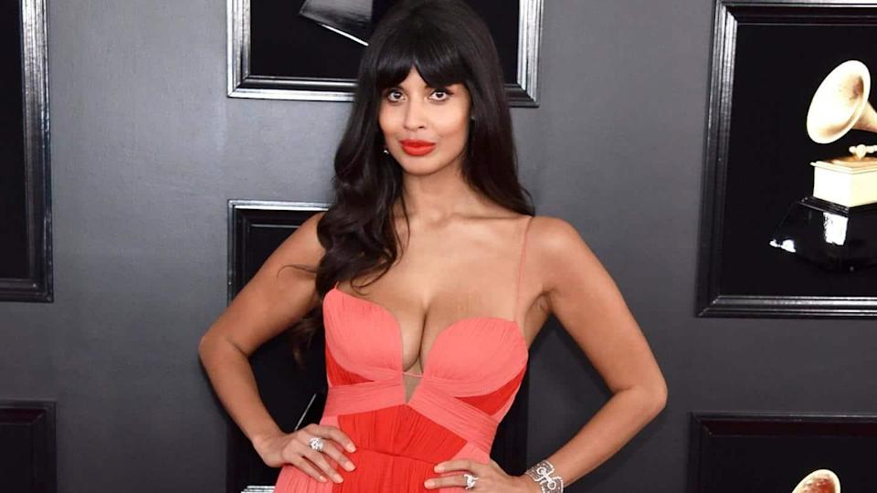 Jameela Jamil allegedly receives rape threats for supporting farmers