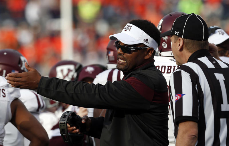 Kevin Sumlin to be named Arizona Wildcats head coach