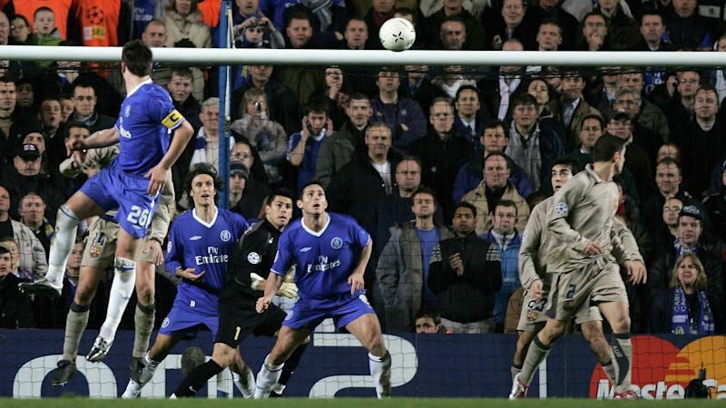 Barcelona, Manchester United, Arsenal and Napoli - The most memorable matches of Terry's Chelsea career