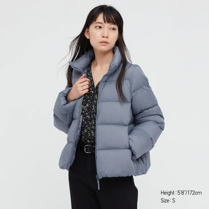 """<h2>Uniqlo Ultra Light Down</h2><br>The thing about most outerwear is that they're heavy, they're bulky, and they're high-maintenance. Not so with Uniqlo's super warm, water-repellent Ultra Light Down collection. These fluffy outers feel like you're barely wearing a winter jacket — they're actually that feather-light, making it easy to crush them down into a pocket-sized pouch (which is included for most of these pieces). <br><br><em>Shop </em><a href=""""https://www.uniqlo.com/us/en/women/outerwear-and-blazers/down/ultra-light-down"""" rel=""""nofollow noopener"""" target=""""_blank"""" data-ylk=""""slk:Uniqlo Ultra Light Down"""" class=""""link rapid-noclick-resp""""><em>Uniqlo Ultra Light Down</em></a><br><br><strong>Uniqlo</strong> WOMEN ULTRA LIGHT DOWN SHORT PUFFER JACKET, $, available at <a href=""""https://go.skimresources.com/?id=30283X879131&url=https%3A%2F%2Fwww.uniqlo.com%2Fus%2Fen%2Fwomen-ultra-light-down-short-puffer-jacket-439710.html"""" rel=""""nofollow noopener"""" target=""""_blank"""" data-ylk=""""slk:Uniqlo"""" class=""""link rapid-noclick-resp"""">Uniqlo</a>"""