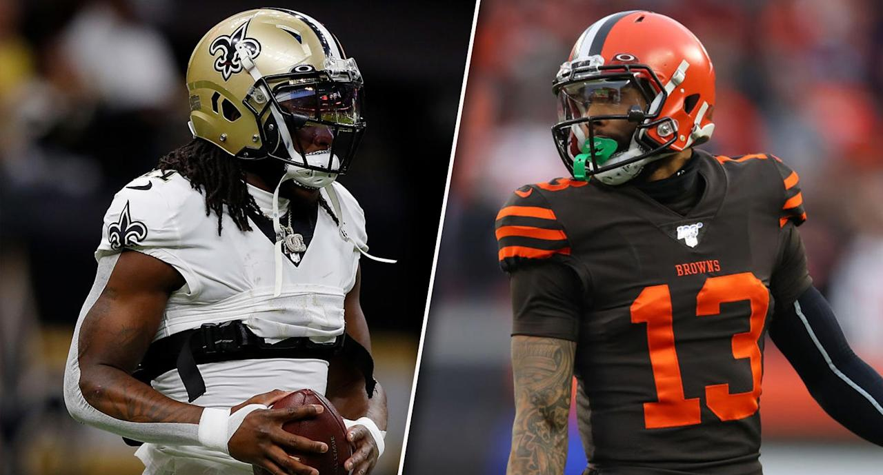 The biggest fantasy football busts from 2019: Who let us down most at every position?