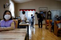 The Wider Image: The last children on South Korea's ageing island