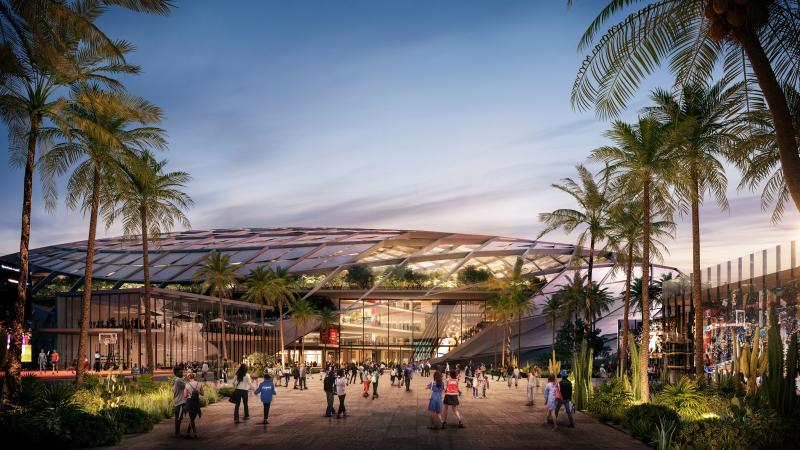 Clippers Arena (Courtesy/Clippers)