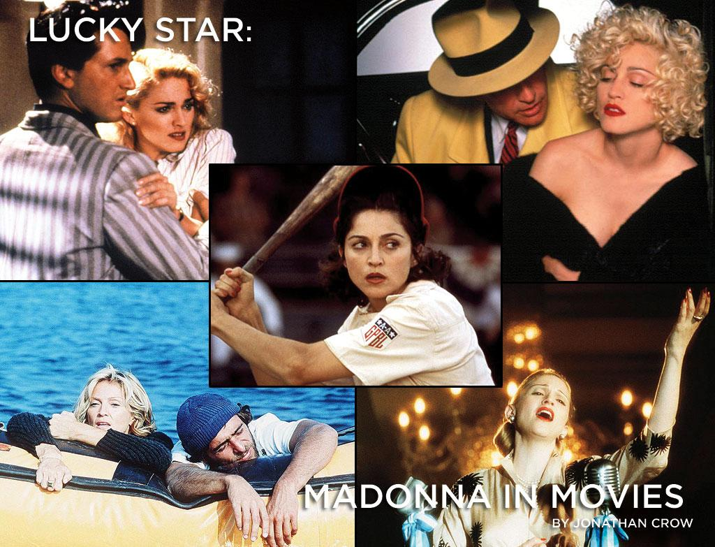 """<a href=""""http://movies.yahoo.com/movie/contributor/1800038606"""">Madonna Louise Ciccone</a>'s singing career has been a spectacular success; she's the biggest female recording artist of all time, after all. Her movie career, however, has been less than spectacular. Though she won a Golden Globe for best actress, she also won a record five Razzies for Worst Actress and has starred in more than her share of box-office bombs. In honor of her 50th birthday this week, check out some of Madonna's biggest movie hits and misses."""