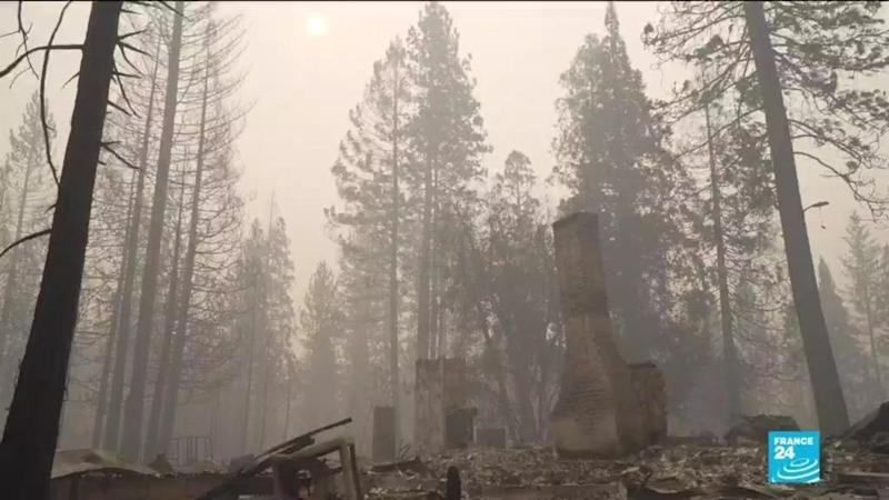 California residents express 'hurt' and disbelief at wildfires