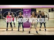 """<p>Want to jam out to 'Everytime We Touch' during your hula hoop workout? Try this snappy three-minute workout for a quick cardio blast. </p><p><a href=""""https://www.youtube.com/watch?v=6oJrig9clL4&ab_channel=Dance2EnhanceFitness"""" rel=""""nofollow noopener"""" target=""""_blank"""" data-ylk=""""slk:See the original post on Youtube"""" class=""""link rapid-noclick-resp"""">See the original post on Youtube</a></p>"""