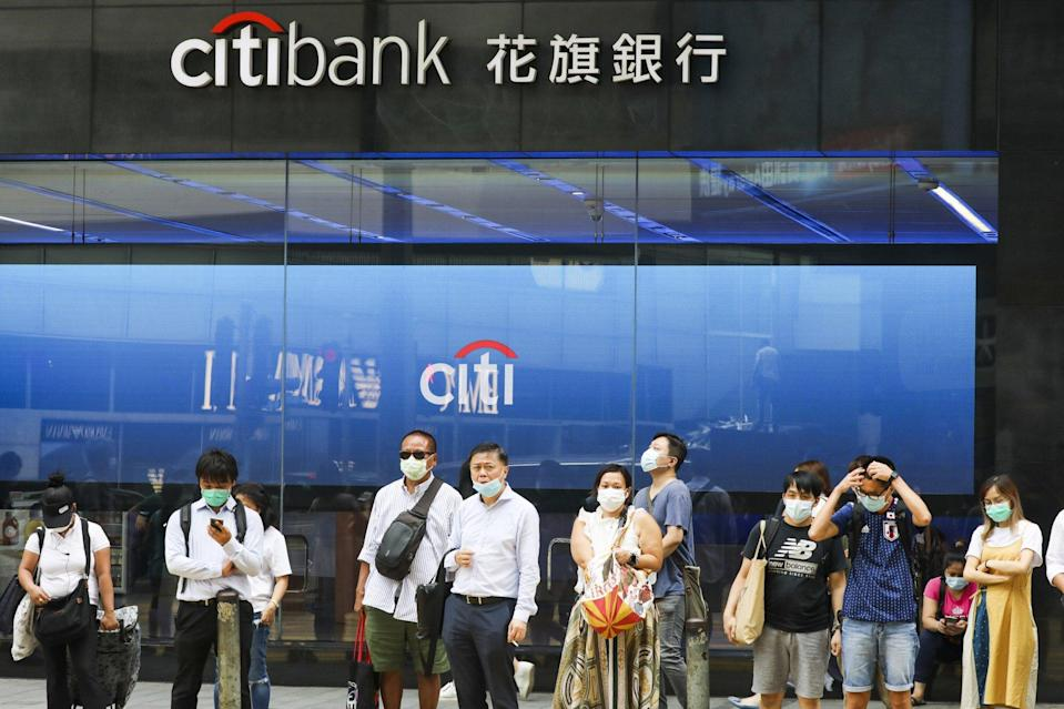 Citigroup is planning to increase its technology spending by 28 per cent in Hong Kong. Photo: Nora Tam