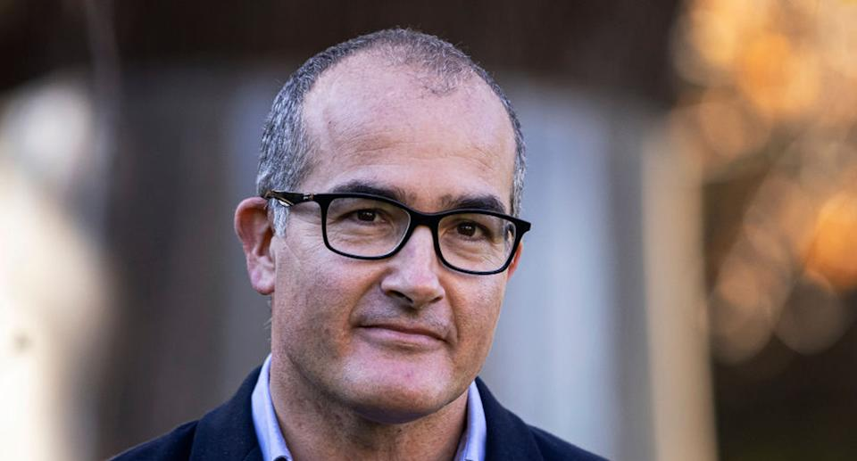 Acting James Merlino has eased restrictions for Melburnians. Source: Getty