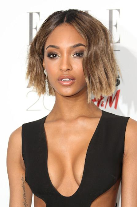 The ELLE Style Awards 2015 held at the Walkie Talkie building - Arrivals Featuring: Jourdan Dunn Where: London, United Kingdom When: 24 Feb 2015 Credit: Lia Toby/WENN.com