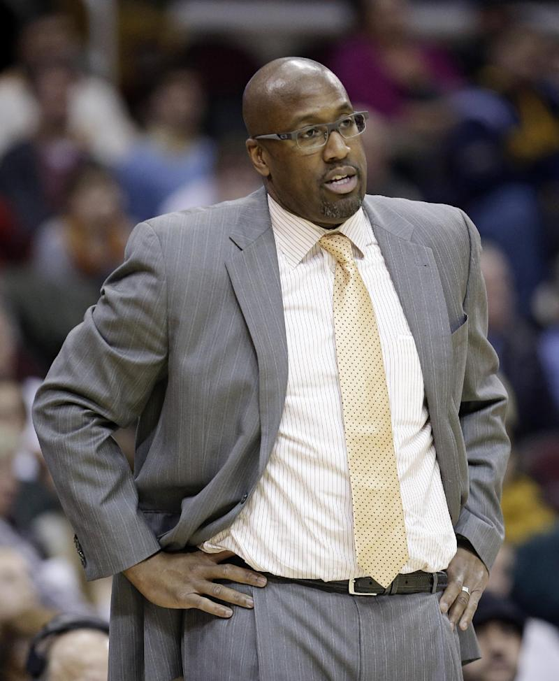 """Cavs' GM on team's slide: """"We're all accountable"""""""