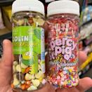 """<p>These Colin The Caterpillar sprinkles are so damn cute, and perfect for any baking you've got coming up. Plus, how adorable are the Percy Pig sprinkles too?!</p><p><a href=""""https://www.instagram.com/p/CP0zcghrMST/"""" rel=""""nofollow noopener"""" target=""""_blank"""" data-ylk=""""slk:See the original post on Instagram"""" class=""""link rapid-noclick-resp"""">See the original post on Instagram</a></p>"""