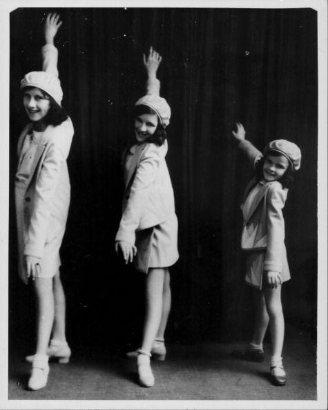 <p>The girls continued to perform throughout the '20s and early '30s, booked and managed by their mother. They also appeared in several short films during this period. Vibrant little Frances soon became the highlight of the act. </p>