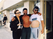 "<p>""No filter could help this @theoliverhudson dad bod,"" the actress teased her brother in this pre-workout snap. ""Getting our Wednesday morning going,"" she added as the siblings posed with their very ripped trainer. (Photo: <a rel=""nofollow noopener"" href=""https://www.instagram.com/p/BcFsa27gmnj/?taken-by=katehudson"" target=""_blank"" data-ylk=""slk:Kate Hudson via Instagram"" class=""link rapid-noclick-resp"">Kate Hudson via Instagram</a>)<br><br></p>"