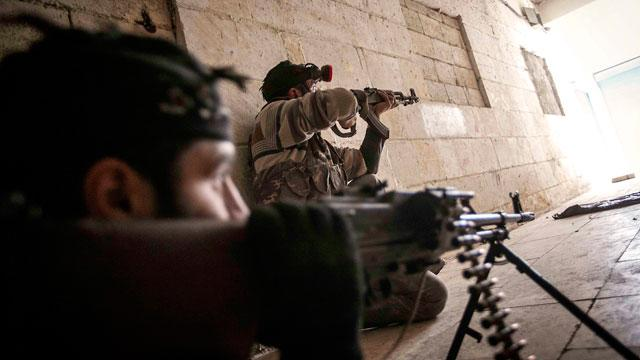 Syria May Use Chemicals, Panetta Fears