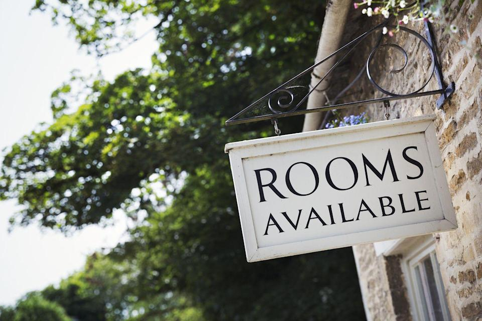"""<p>If camping or staying in an RV isn't right for you, there are still accommodations you can enjoy on your trip. You'll want to avoid hi-rise hotel that have packed elevators, hallways, check-in lines and more. </p><p>Kristin Fintel, innkeeper at Chehalem Ridge Bed & Breakfast in Oregon, has made plenty of changes to ensure that their visitors are safe. """"We try to serve breakfast outside, at separate tables, and when we can't, we have three separate eating areas inside where guests can dine alone,"""" she says. One of the other benefits of bed & breakfasts are the low occupancy. """"We only have five rooms, so there's never more than 10 guests,"""" she says. </p><p>One other perk: you'll enjoy free expert insights from local innkeepers to help you plan your day, tell you what's open in the area and which restaurants have outdoor seating.</p>"""