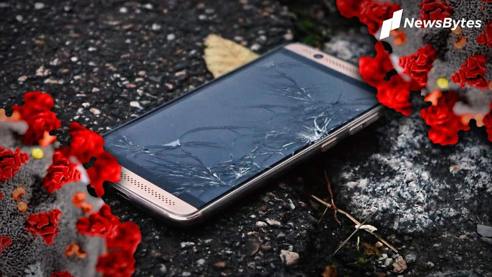 Coronavirus-induced woes, broken phone cost family their 16-year-old son
