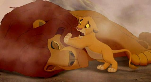 Disney character deaths, like that of Mufasa in <em>The Lion King</em>, can be an opportunity to discuss death with children. (Photo: Walt Disney Pictures)