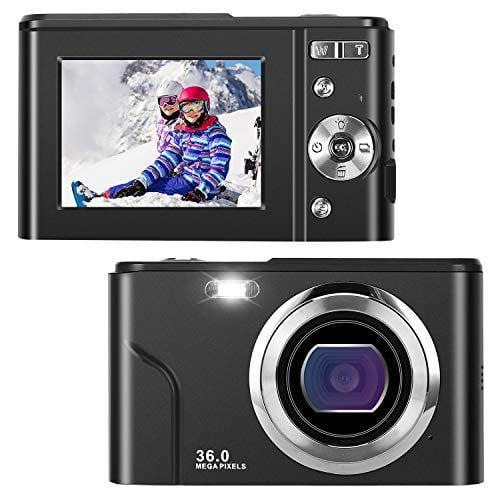 <p><span>Iebrt Ultra HD Digital Camera</span> ($54, originally $64)</p>