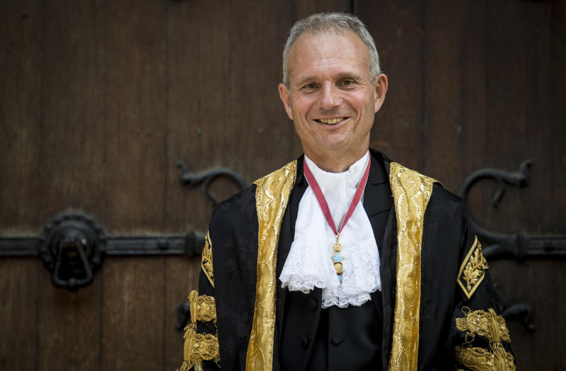 "<strong> Lord Chancellor David Lidington has pledged ""balancing policies"" </strong> (PA Wire/PA Images)"