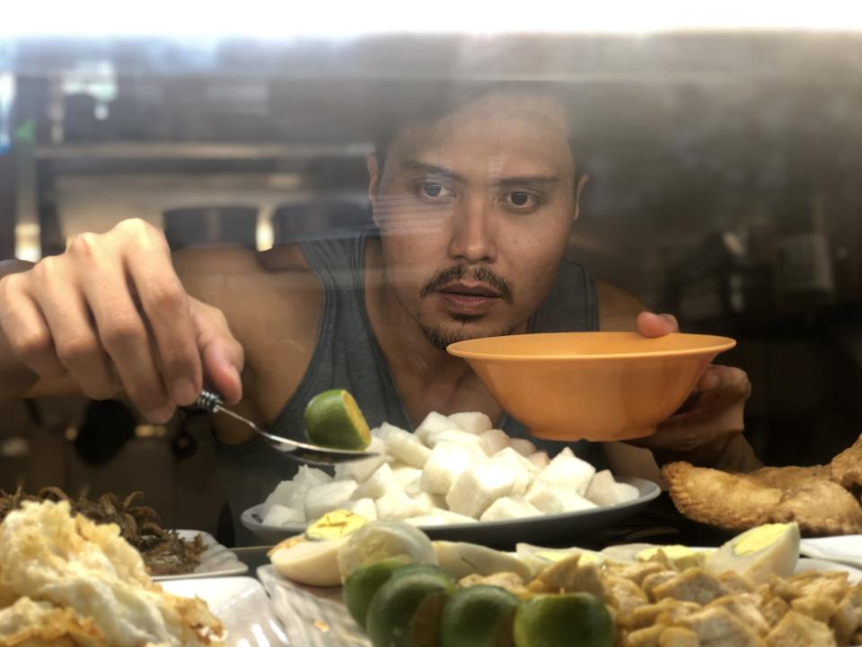 """Firdaus Rahman in HBO Asia's """"Food Lore"""", an anthology series created by Singaporean director Eric Khoo. (Photo: HBO)"""
