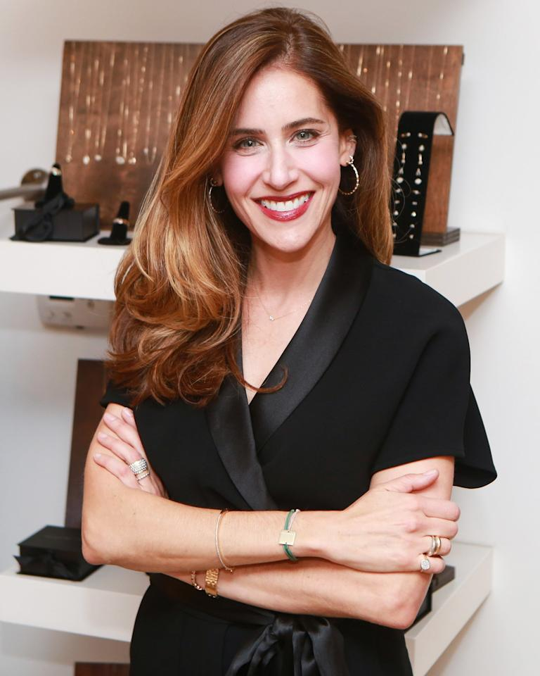"""From Lady Gaga to Meghan Markle, <a href=""""https://adinareyter.com/"""">Adina Reyter</a>'s delicate line of jewelry have become every day go-to's for some of Hollywood's most famous faces. Keep clicking to see her favorite pieces that """"every girl should have in their jewelry box."""""""