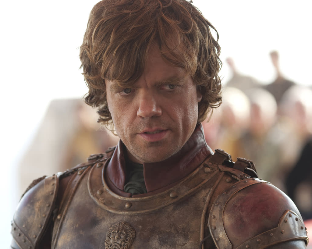 "Supporting Actor in a Drama Series: Peter Dinklage, ""Game of Thrones"""