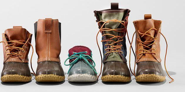 acb3a93eac7 L.L. Bean's Massive Sale Has the Best Bean Boots Deal Ever