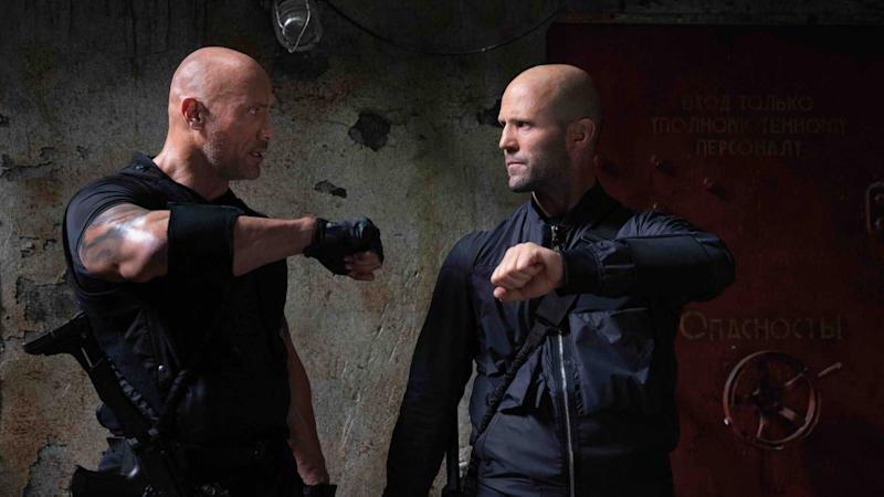 Image result for Fast and Furious Presents: Hobbs And Shaw