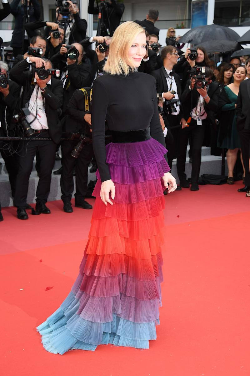 Cate Blanchett in Givenchy Haute Couture