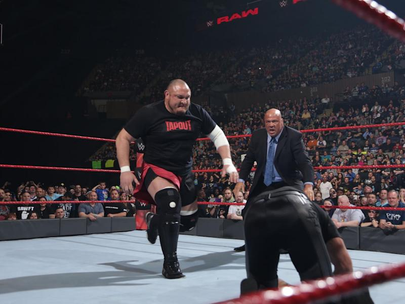 Samoa Joe is expected to dish out a punishing beating to Seth Rollins (Getty)