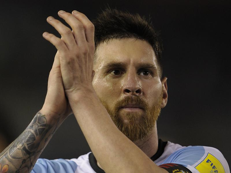 Lionel Messi will miss meeting with Bolivia, Uruguay, Paraguay and Venezuela: Getty