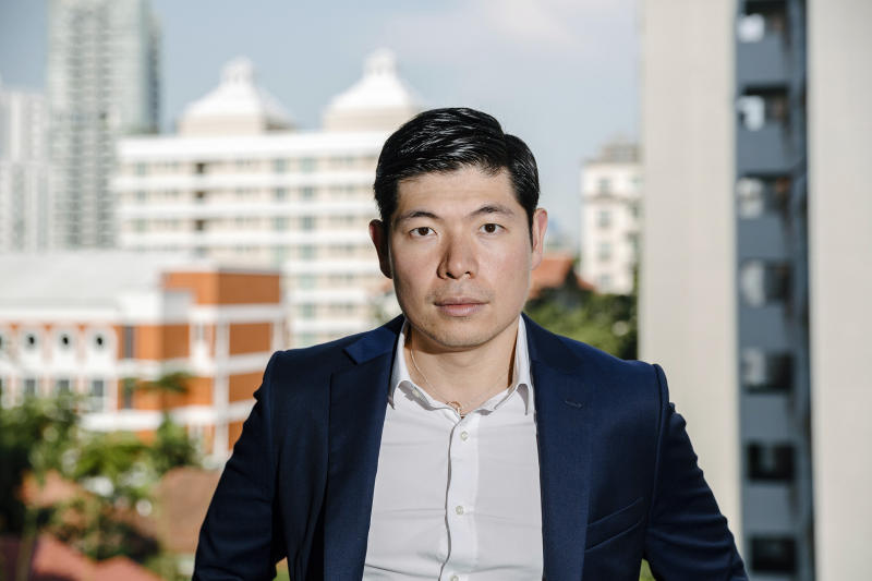 Meet the Leader of Southeast Asia's Most Popular Ride-Hailing Service