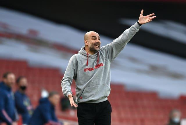 Guardiola's clever tactics and selections have earned huge reward