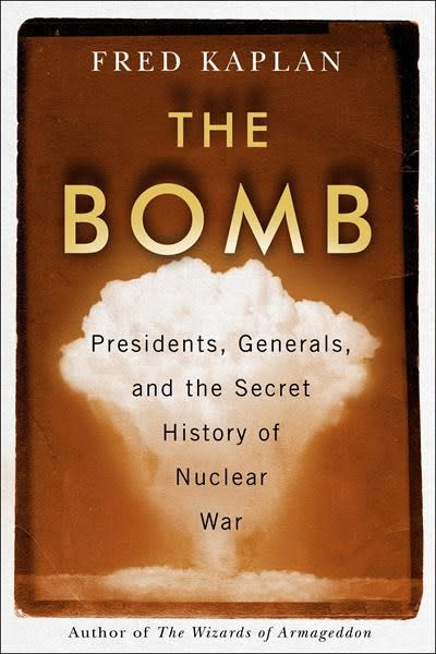 Review: `The Bomb' author writes of dangers of nuclear war