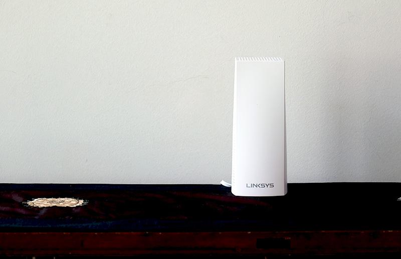The Velop is easy to setup and is a good solution for users who have problems with Wi-Fi coverage at home.