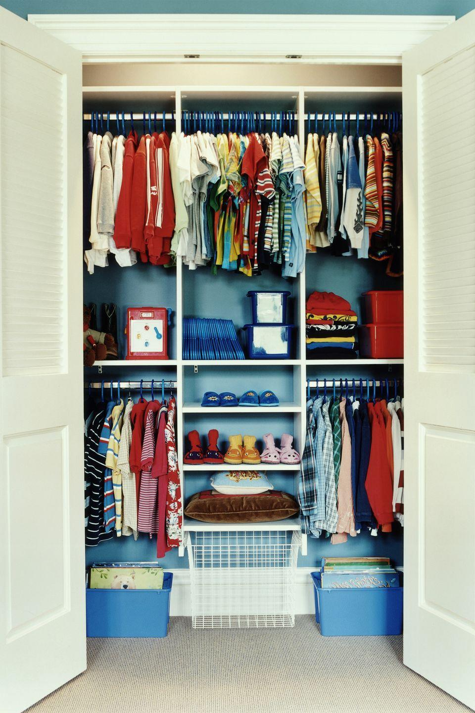 """<p>Go on and buy that closet organizer instead of just dreaming about it. It'll be well worth it.  </p><p><strong><a class=""""link rapid-noclick-resp"""" href=""""https://www.amazon.com/dp/B0798DTVL8/ref=dp_prsubs_1?tag=syn-yahoo-20&ascsubtag=%5Bartid%7C10070.g.3310%5Bsrc%7Cyahoo-us"""" rel=""""nofollow noopener"""" target=""""_blank"""" data-ylk=""""slk:SHOP CLOSET ORGANIZERS"""">SHOP CLOSET ORGANIZERS</a></strong></p>"""