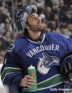The Blessing And Curse Of Roberto Luongo