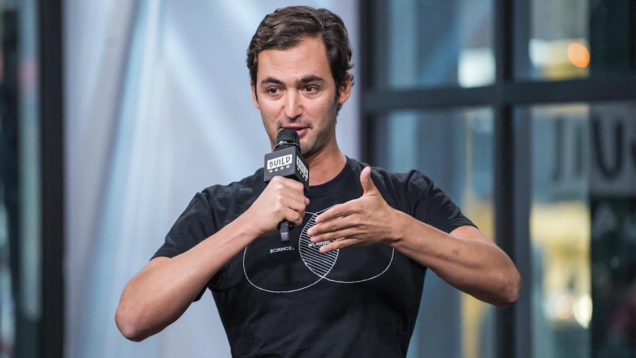 Jason Silva talks about technology as it relates to anxiety and depression, and how hard it is to comprehend the pace at which we're advancing.
