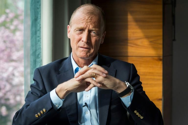 Tom Enders was appointed Airbus chief executive in 2012