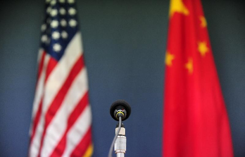 The US and China both fund large soft power programmes aimed at bolstering their image abroad (AFP Photo/FREDERIC J. BROWN)