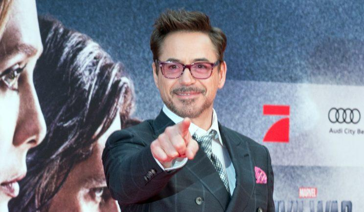 Robert Downey Jr is the new Doctor Dolittle - Credit: WENN