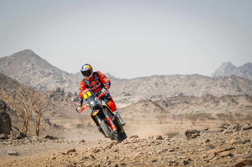 """#3 Red Bull KTM Factory Racing: Toby Price<span class=""""copyright"""">A.S.O. </span>"""