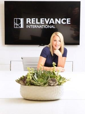 Relevance International CEO And Founder Suzanne Rosnowski Named