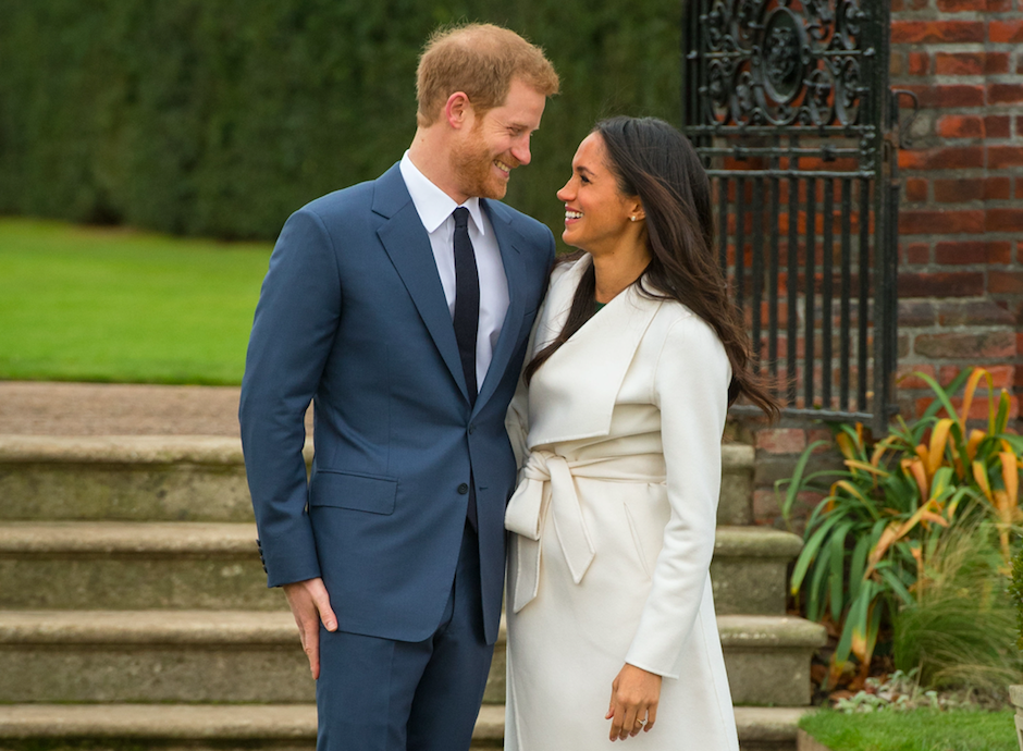 <em>Britain's newspapers were overwhelmingly positive towards the announcement of a Royal Wedding (PA)</em>