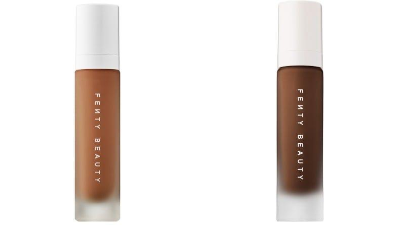 In over 40 shades this Fenty Beauty foundation is surely a best seller.