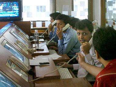 Sensex falls 150 points, Nifty slips 51 points amid fresh trade war fears; metal stocks lead losses, Yes Bank surges 27%
