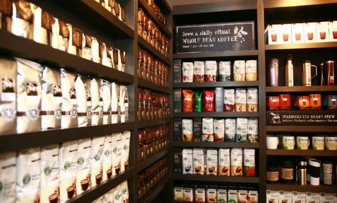 Now's a good time to bulk up on Starbucks' bagged coffee.