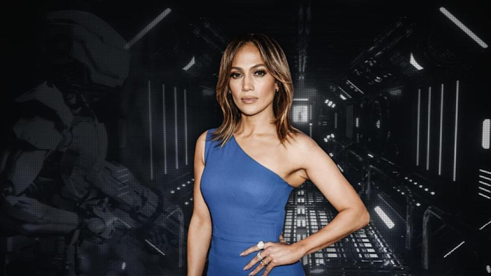JLo ready to save humanity in Netflix